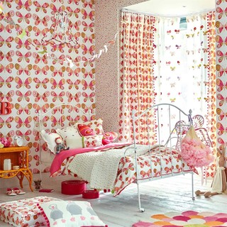 Small product scion guess who madame butterfly wallpaper 1