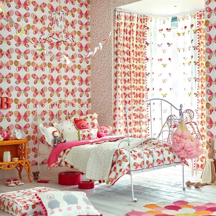 Big product scion guess who madame butterfly wallpaper 1