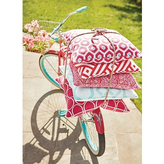 Small product calypso bike pillows